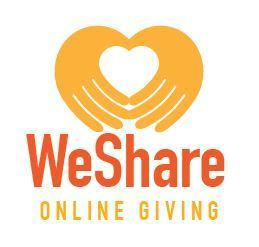 WeShare Online Giving